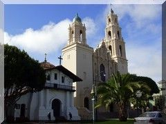 Mission Dolores San Francisco, Kalifornien