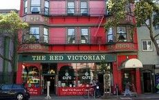 The Red Victorian - San Francisco