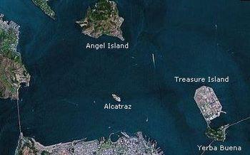 Die Inseln In Der San Francisco Bay Sehensw 252 Rdigkeiten
