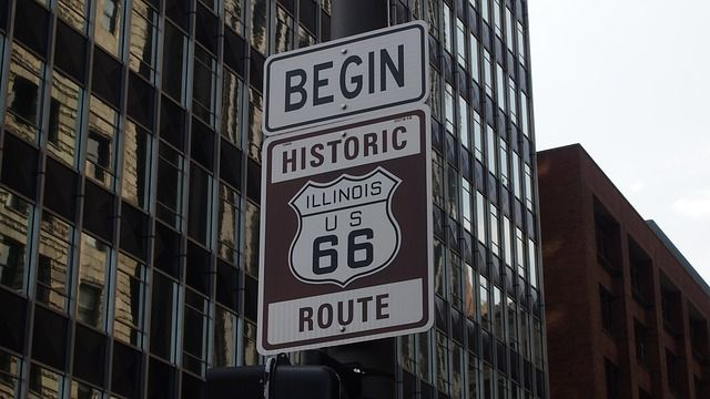 Start Route 66