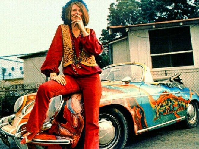 Janis Joplin Musik Und San Francisco