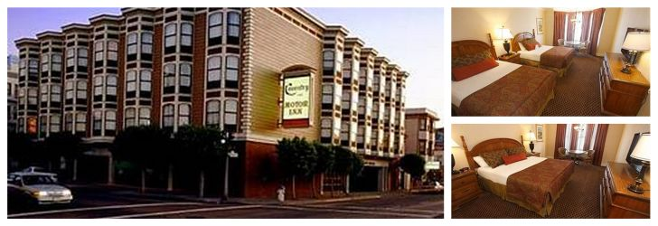 Willys hotel tipps f r san franciscos lombard street und for Coventry motor inn san francisco